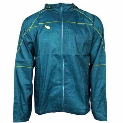 fujitrail packable jacket athletic outerwear blue mens