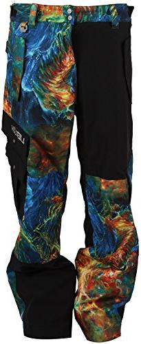 Lib Tech Go Car Snowboard Pants Mens Sz XS