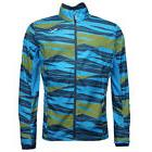 Puma Graphic Woven Mens Fitness Lightweight Windproof Jacket