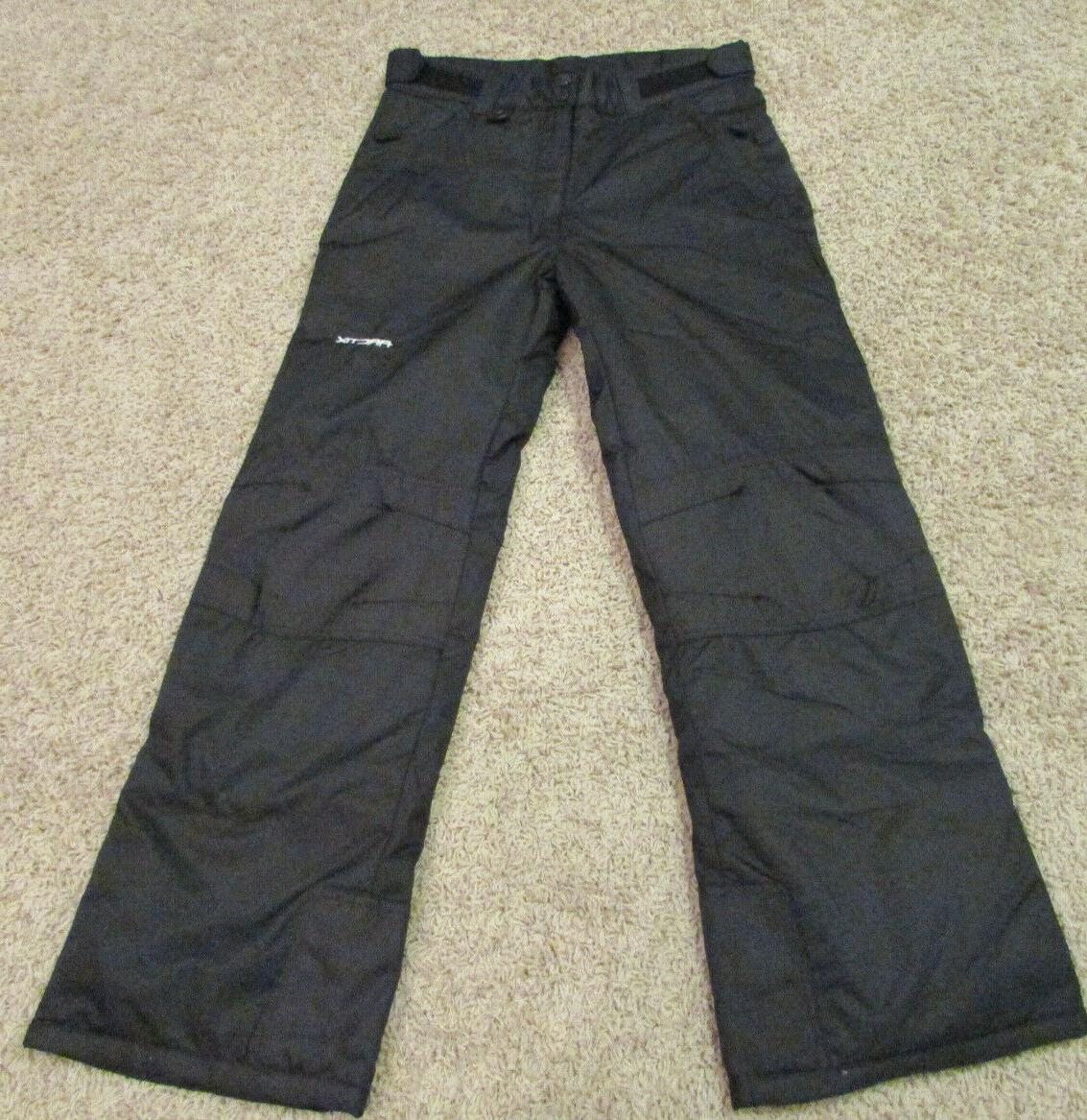 insulated winter snow ski pants new youth