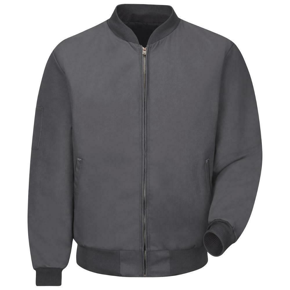 jacket men s solid team charcoal small