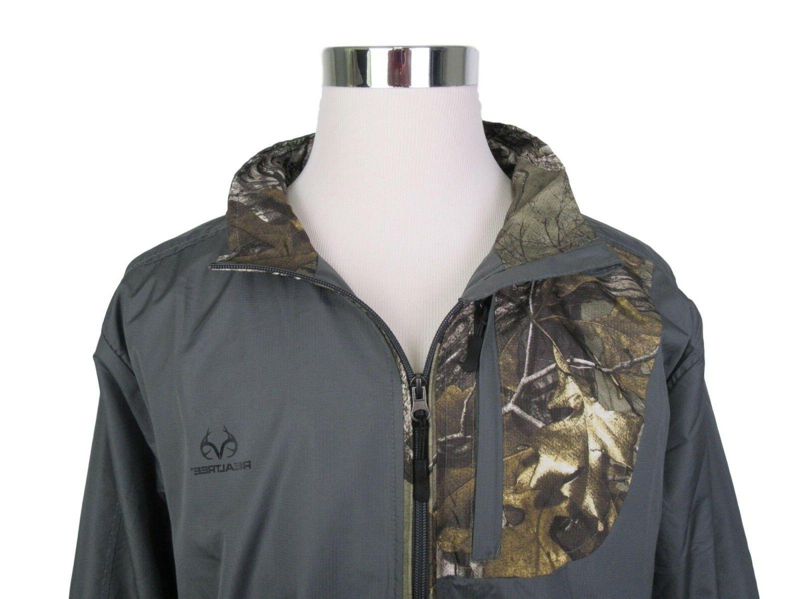 RealTree Size Large Full Zip New