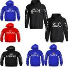 King&Queen Matching Couple Hoodies Love Matching Sport shirt