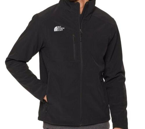 men s apex bionic tnf soft shell