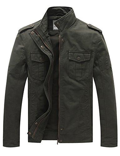 men s fall casual cotton air force