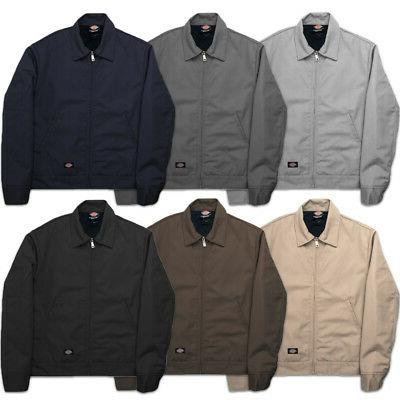 men s insulated lined eisenhower jacket style