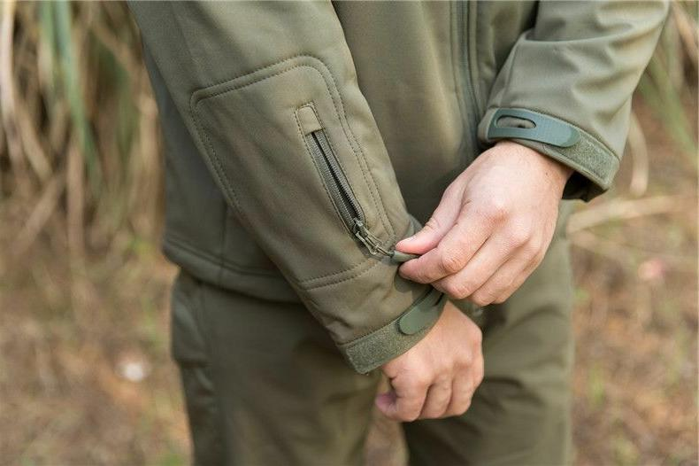 Men's Jacket Hunting Military Tactical Outdoors