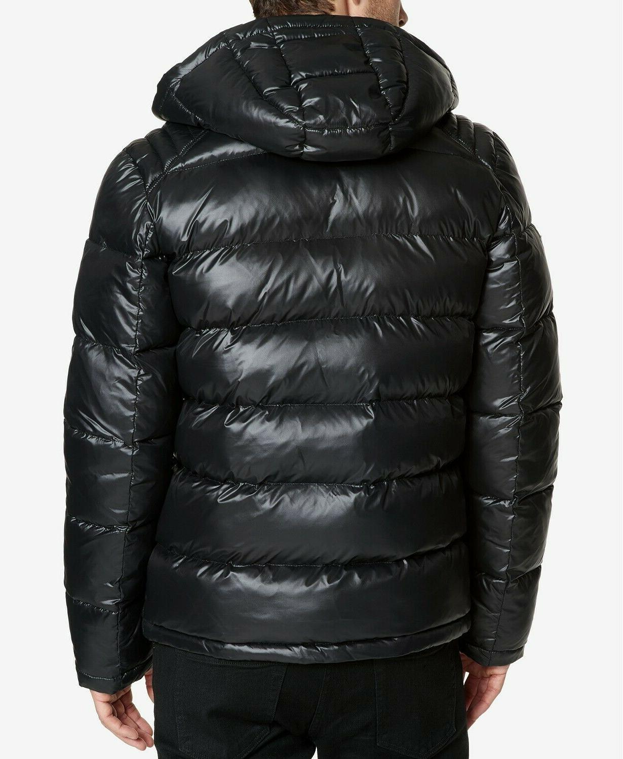 GUESS Men's Removable Hood NEW Original Tags