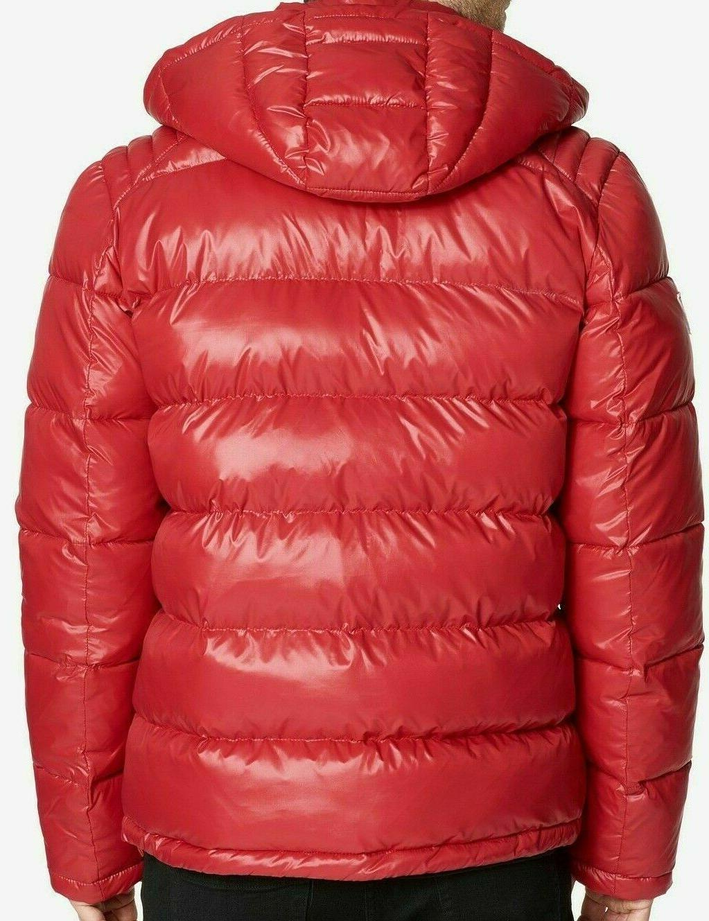GUESS Puffer Removable Hood - NEW With