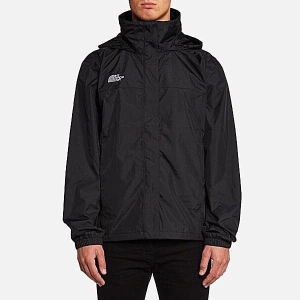 The Face Resolve 2 Waterproof Fall Winter Jacket