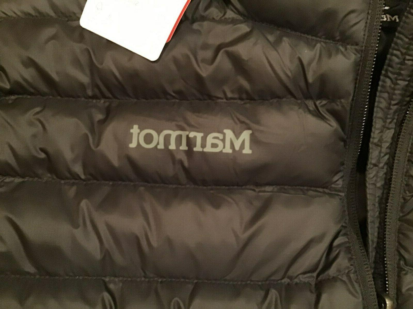 Men's MARMOT Solus Featherless Puffer Jacket Sz Medium- Tags!