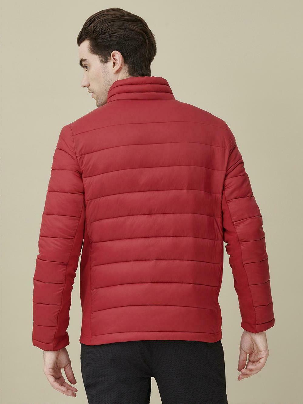 GUESS Men's Stand Nylon Puffer Jacket - NEW