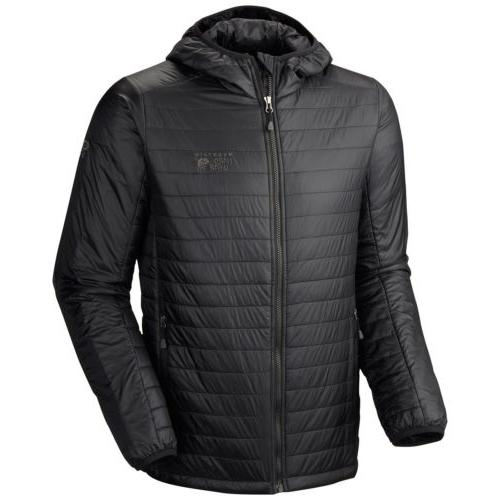 Mountain Hardwear Men's Thermostatic Hooded Jacket insulated