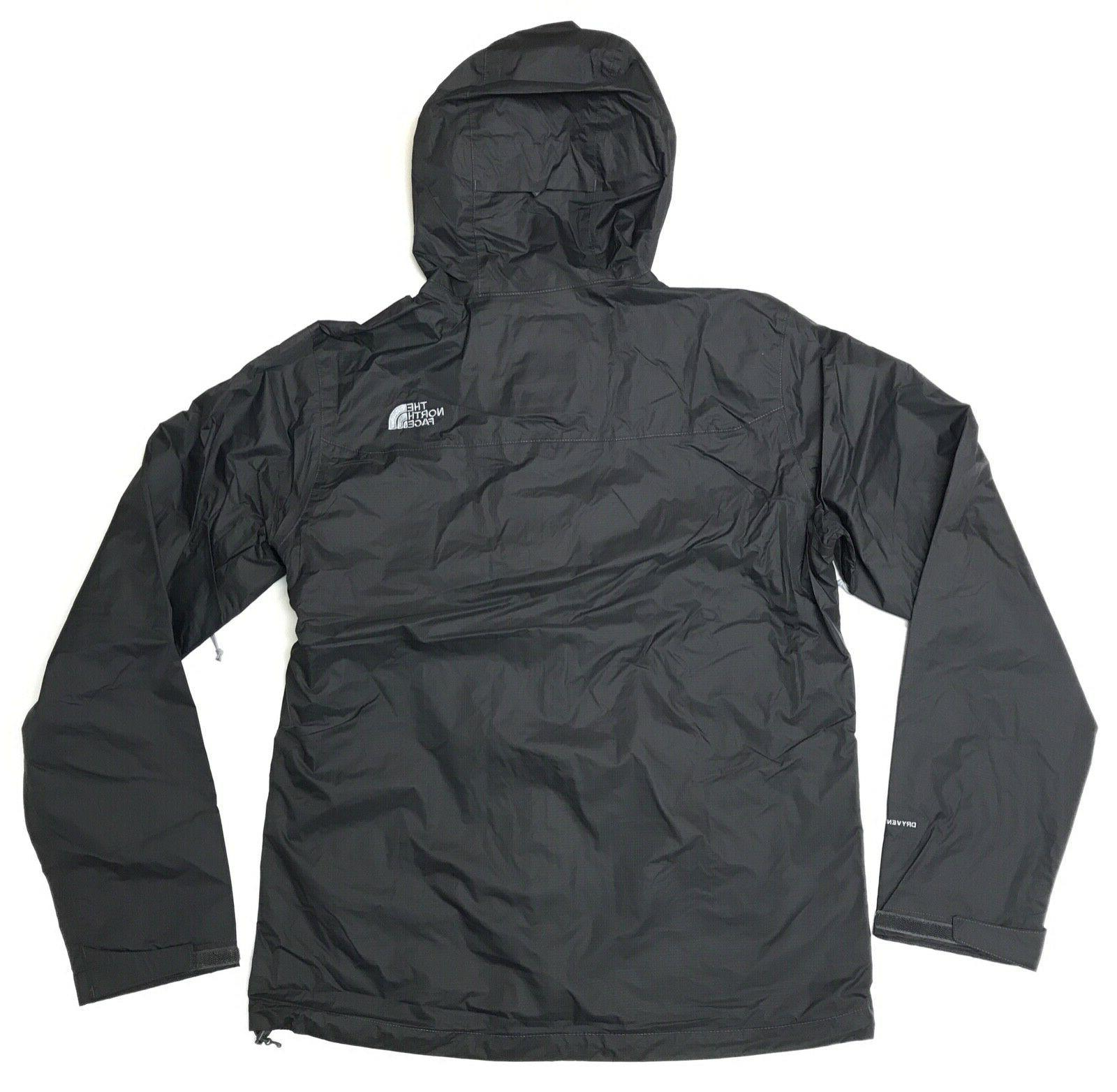 The North Venture Rain Asphalt Grey