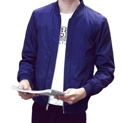 Mens Jacket Winter Coat Slim Fit