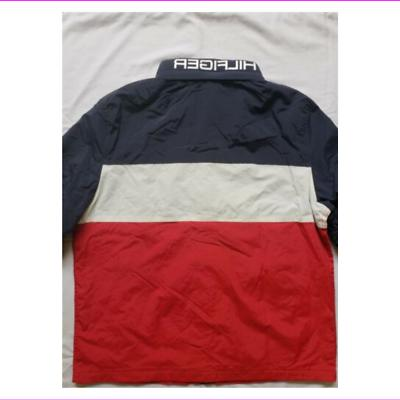 Tommy Hilfiger Hooded Full-zip Jacket