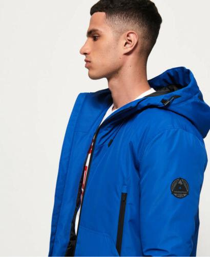 SD-Windcheater Jacket Electric