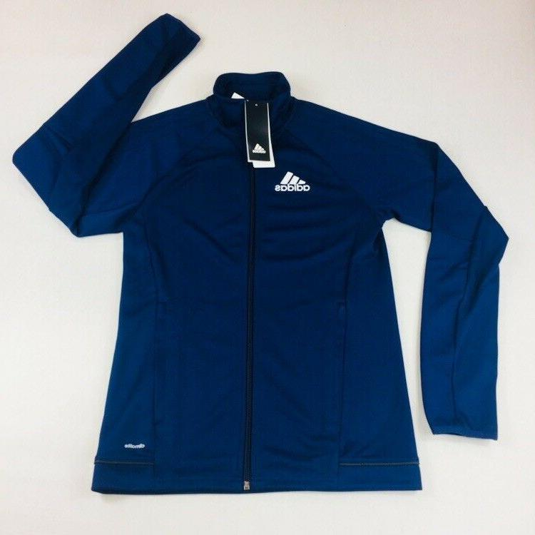 Adidas Mens Athletic Training Jacket