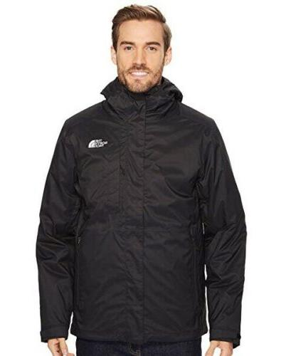 The North Face Mens XL Altier Triclimate Jacket TNF BLACK