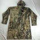 New $130 Mens M L 3XL Helly Hansen Camo Rain Coat Jacket Lon