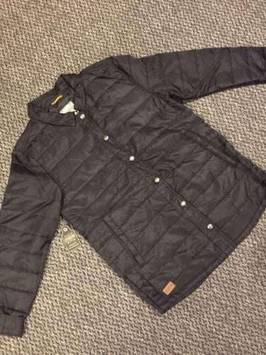 New!!! Dravus Jacket Mens Black