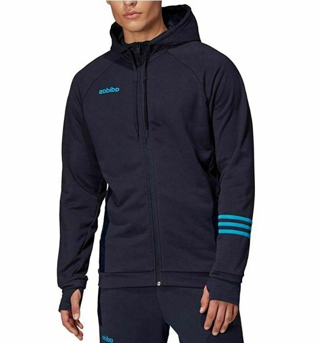 NEW  adidas Men's Essentials Motion Pack Full-Zip Track Jack