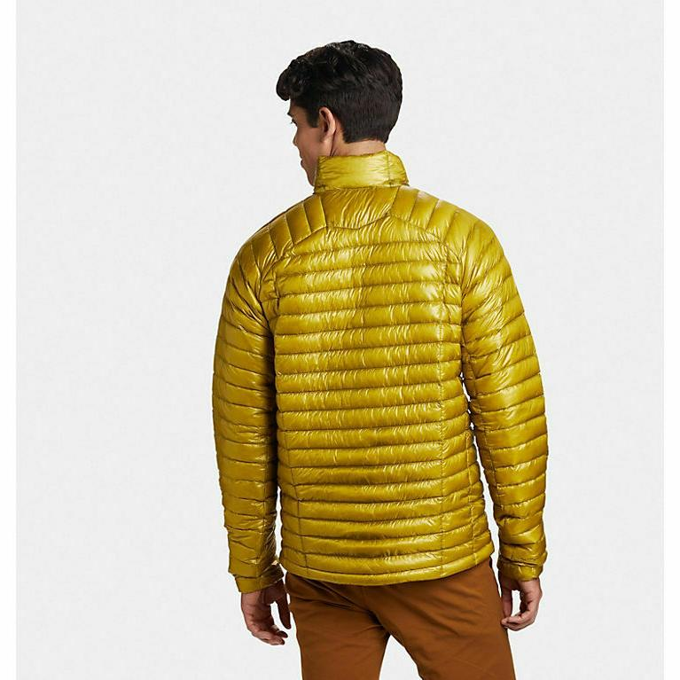 NEW! MetaTherm EXS Ghost Gold Jacket Medium
