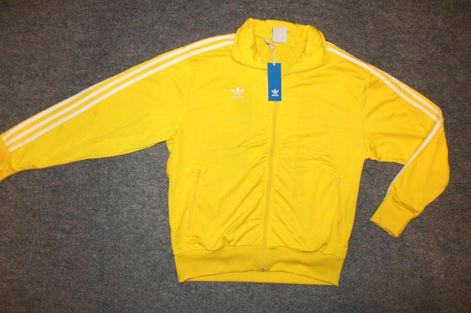 NEW FIREBIRD TRACK JACKET XL #ED7063