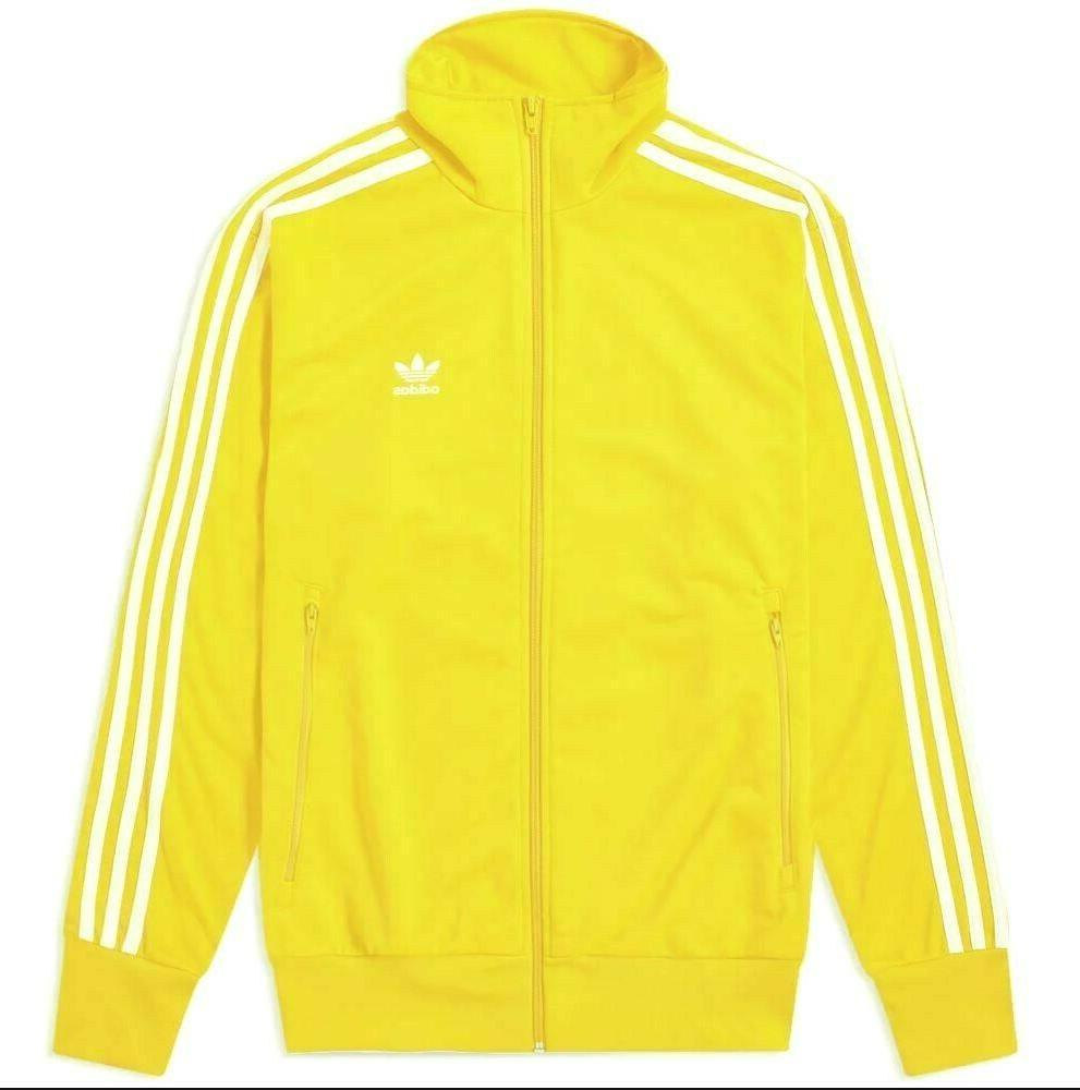 NEW ADIDAS FIREBIRD TRACK XL #ED7063 YELLOW