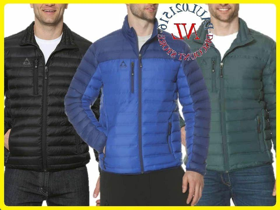 new men s seamless sweater down jacket