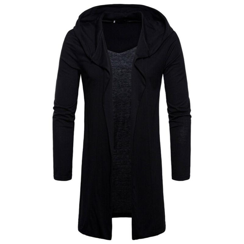 NEW Hooded Fall Trench Long Sleeve Blouse USA