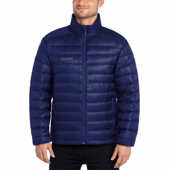 nwt men s azos down jacket puffer
