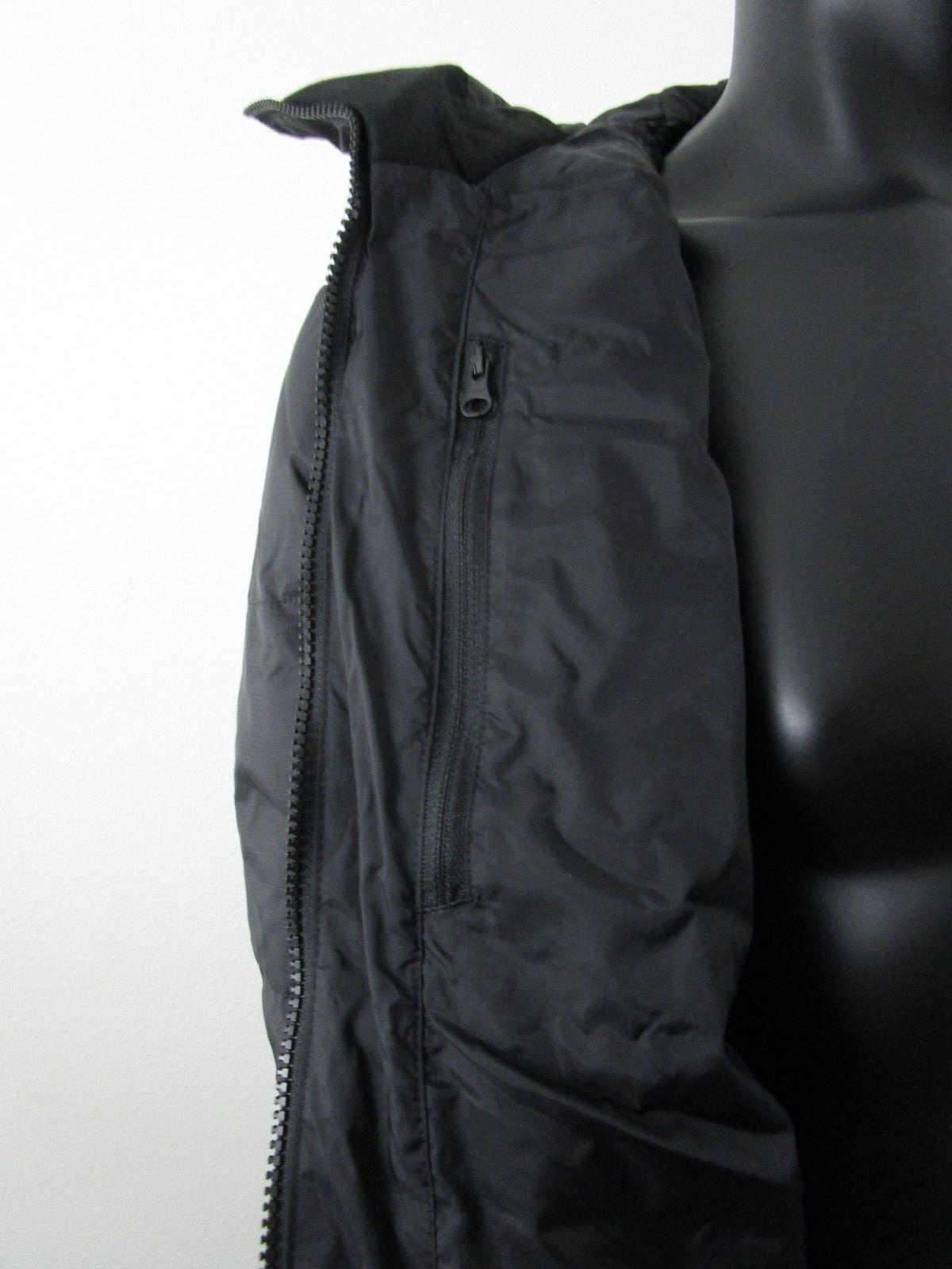 NWT North Face 550-Down Insulated Jacket Black