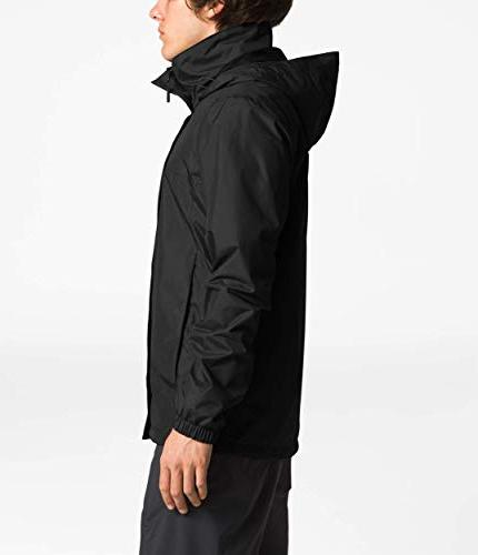 The North Resolve 2 Jacket - TNF Black