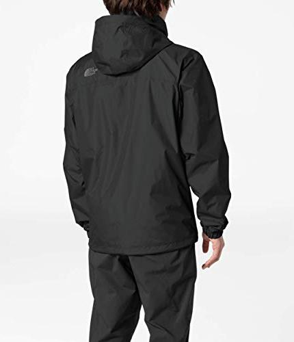The Face Men's Resolve TNF TNF Black M