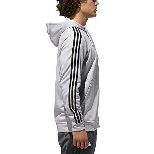 adidas Men's Zip Hoodie Performance Hooded