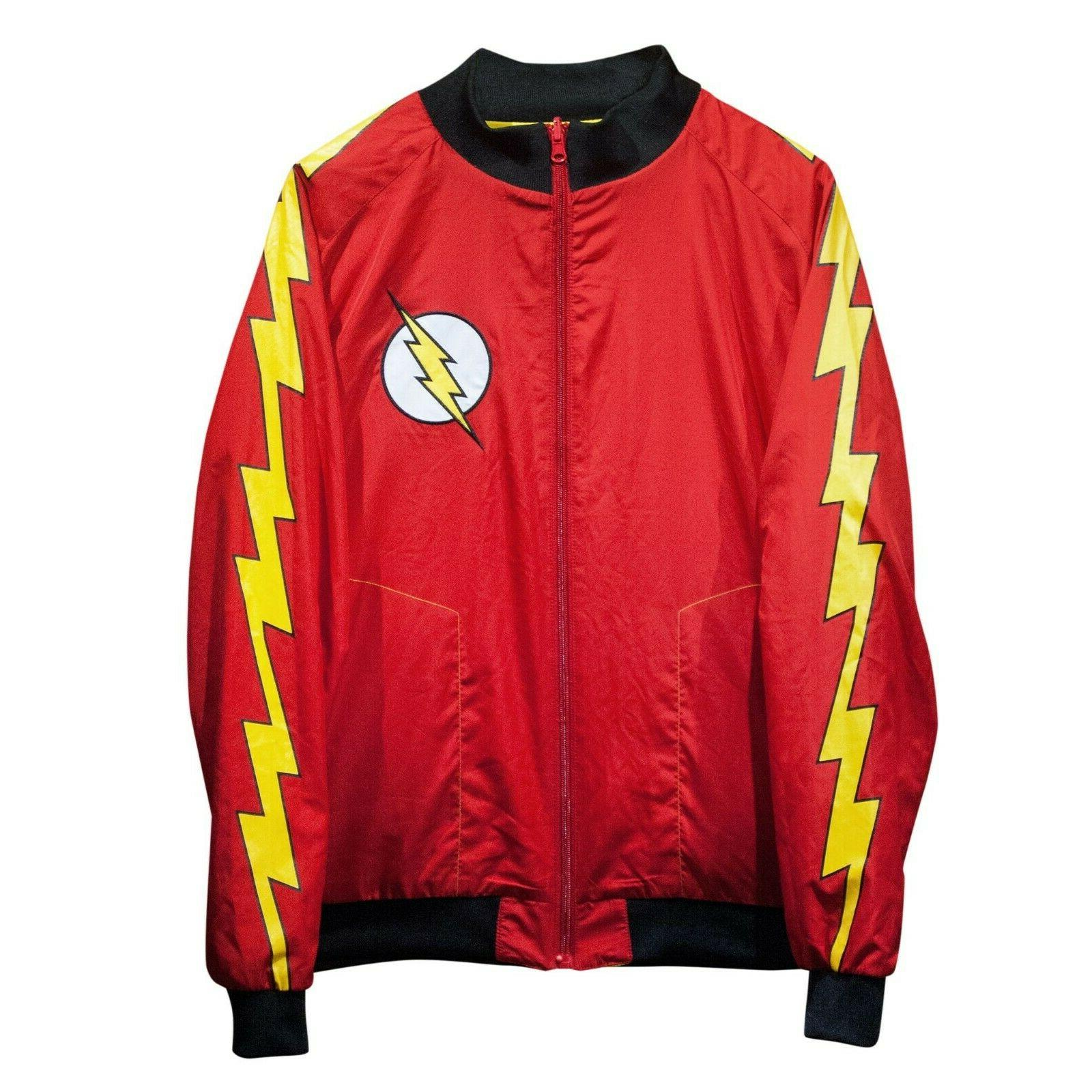 the flash perfect fit reversible track jacket