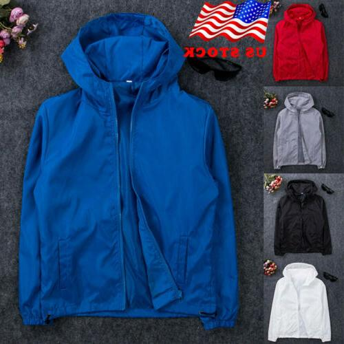 Hooded Outdoor Camping Outwear Rain Coat