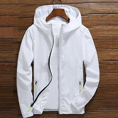 US ZIPPER Sports Outwear Coat