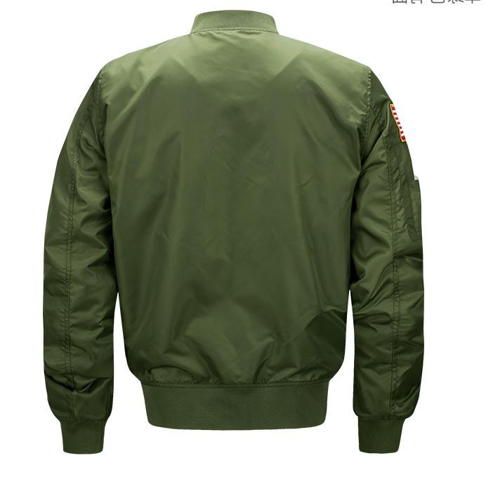 2019 JACKET NASA MILITARY ARMY FLIGHT BOMBER