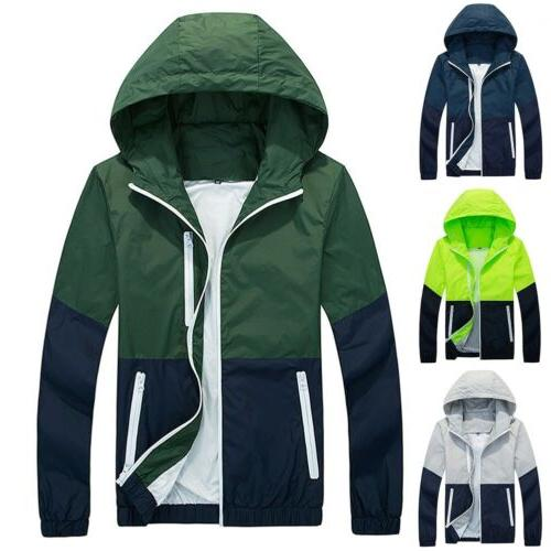 US Mens Zipper Sport
