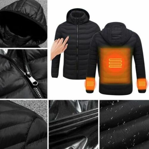 USB Clothes Heating Jacket