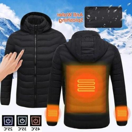 USB Men's Clothes Outdoor Hunting