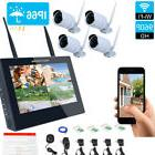 """Wireless 10""""TFT LCD Monitor DVR Home 960P WIFI Security Came"""