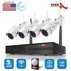 ANRAN Wireless Home Security System WIFI 960P 8CH 1TB CCTV C