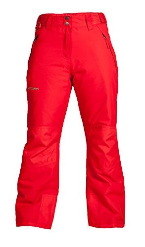 youth reinforced snow pants