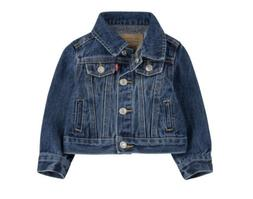 Levi's Baby Girl Levi's Denim Trucker Jacket