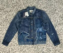 levis made and crafted in japan type
