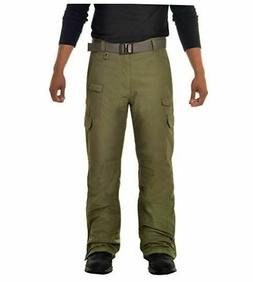 Arctix Men's Marksman Cargo Pants, Military Green, Medium