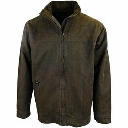 Dri Duck Maverick Jacket  Brown - Mens - Size XL